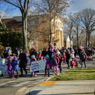 Wilmette Holiday Parade
