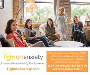 Light on Anxiety CBT