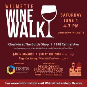 Wilmette Wine Walk
