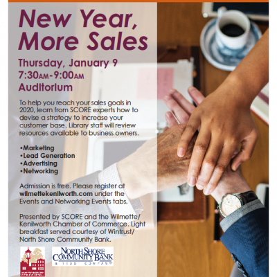 New Year, MORE Sales