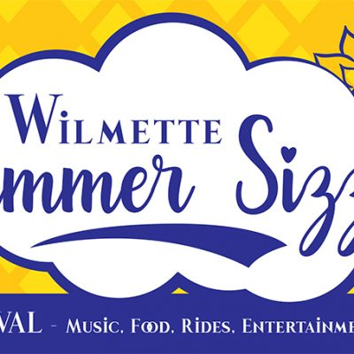 Summer Sizzle Street Festival July 17-18, 2020 in Downtown Wilmette
