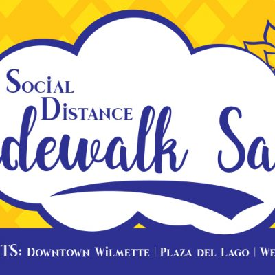Social Distance Sidewalk Sale Thurs.-Sat., July 16-18
