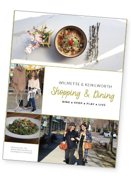 Wilmette Kenilworth Shopping & Dining Guide