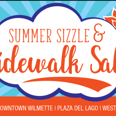 Summer Sizzle & Sidewalk Sale